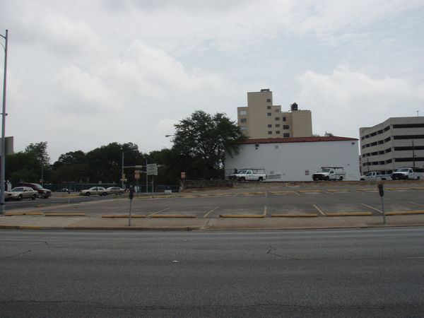 Ban Surface Parking Lots Downtown Austin Contrarian