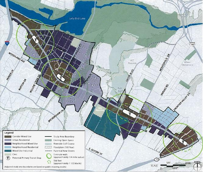 East_riverside_plan