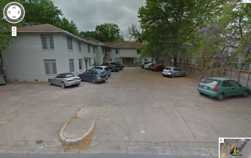 Garner Ave before