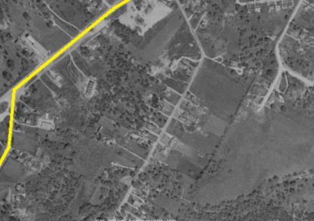 Del Curto 1954 aerial